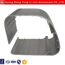 Oval Aluminum Alloy Frame Profile for Industry