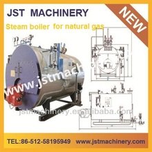 Horizontal type Thermal Fluid Heater