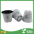 assorted size custom paintable plastic gardening flower pot for nursery