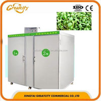 Yellow / Mung Bean Sprout Growing Machine