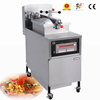 deep fried chicken machine frozen fried chicken/used chicken pressure fryers for sale