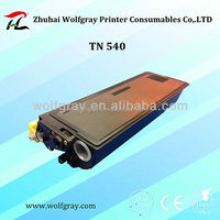 Factory supply compatible for brother TN 540 toner cartridge