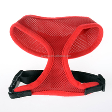 Air mesh Pet dog safety seatbelt pet training harness