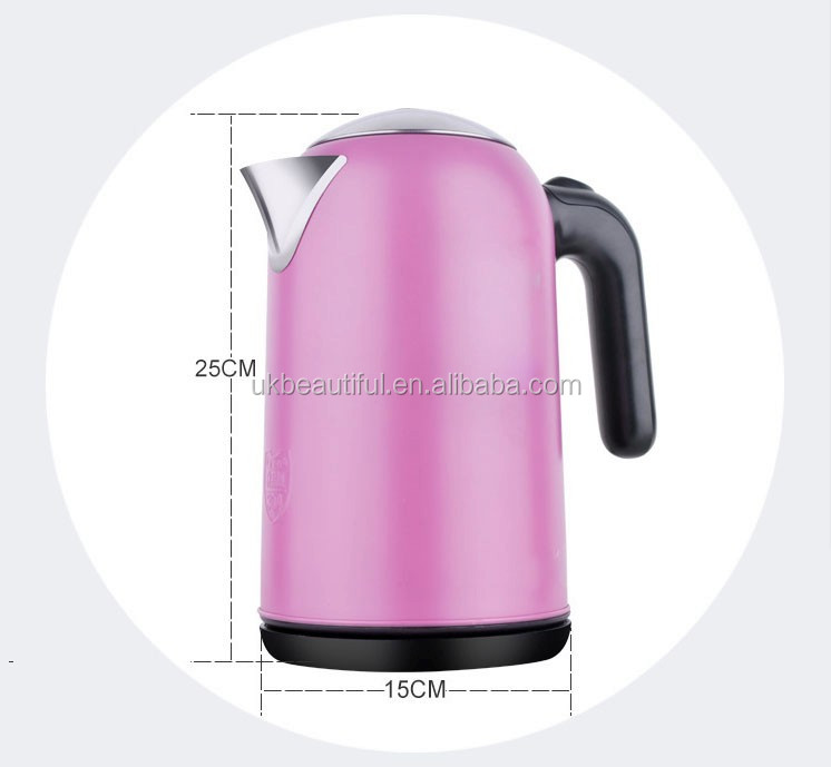 china wholesale small kitchen appliances electric kettle thermostat commercial milk boiler