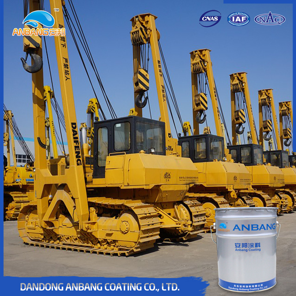 Grain and oil machinery surface coating water based alkyd amino stoving enamel