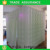 inside green and outside white LED party wedding photo booth suppliers