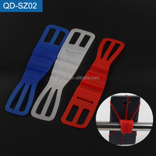Cycling Bike Bicycle Silicone Phone Strap Tie Ribbon Mount Holder, Silicone Rubber Band Bike Phone Mount For iPhone