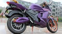 Trade Assurance 2000W Popular racing Electric motorbike