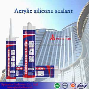 wholesale corian slab acetic silicone sealant for mannington flooring/ acrylic silicone sealant supplier/ acid silicone sealant