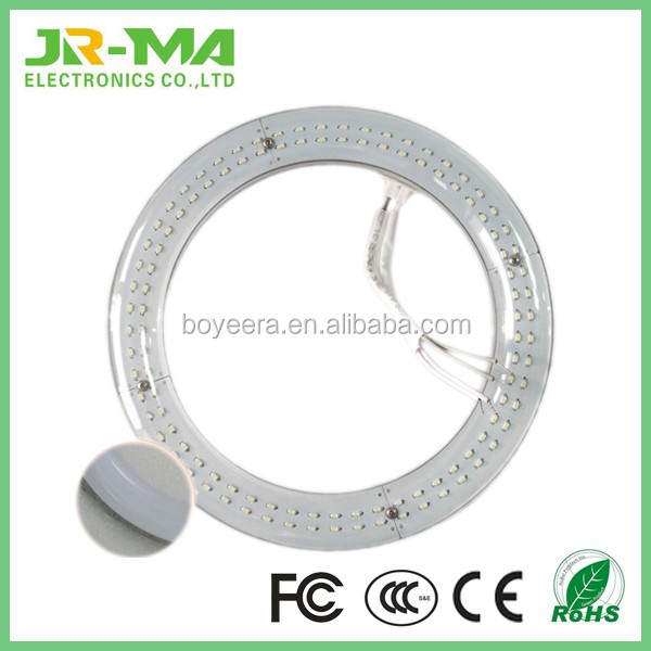 New round G10q 11w 12w 18w 20w T9 led circular fluorescent tube