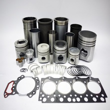 Fit the Diesel engine cylinder liner for ISUZU 4BC1 cylinder liner