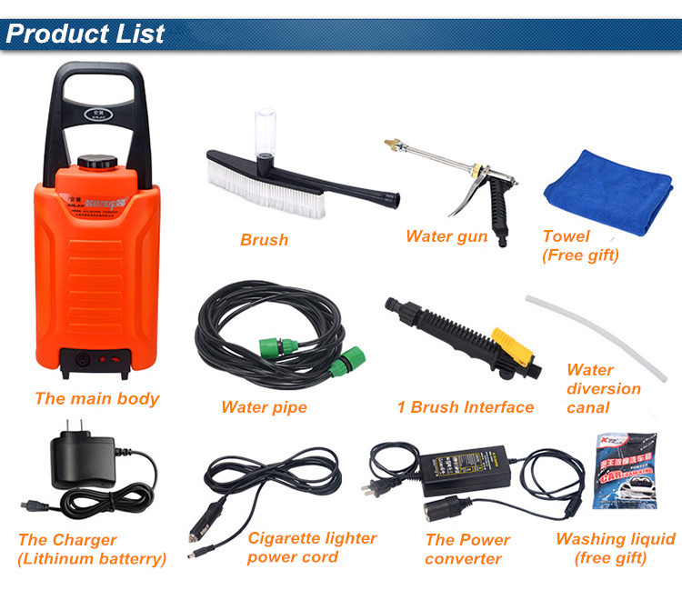 Car Cleaning Machines Car High Pressure Washer High Pressure Cleaner Car Wash Equipment
