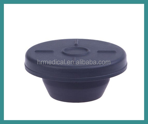 butyl rubber stopper for injection vial 20mm