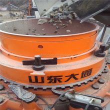 Cone Crusher With Automatic Adjustment Of Discharge Port