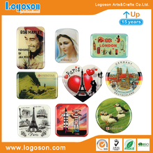 Personalised Custom Epoxy Fridge Magnets For Different Countries