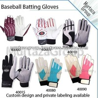High Quality Cheap Custom Baseball Batting Gloves