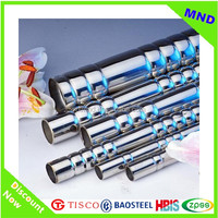 made in china mirror polish grade 201 304 316 manufacturer spiral welded steel pipe