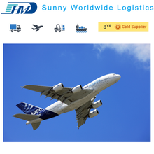 China freight forwarding service door to door delivery to USA air cargo shipping from Beijing to New York