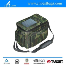 ourdoor solar cooler bag