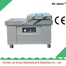 double chamber vacuum packing machine for wild boar meat