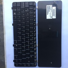 Teclado For HP DV4 Black Color Spanish SP ESP Layout Keyboard Laptop