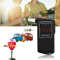 wholesale latest gadgets car gadgets alcoscan breathalyzer alcohol breath tester manaul made in china