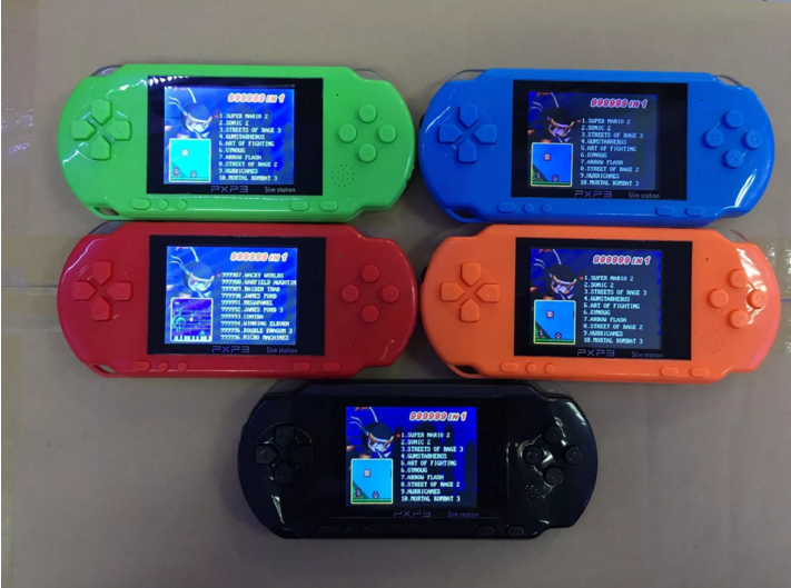 Hot Selling 16 Bit Cheap PXP Handheld Game Console