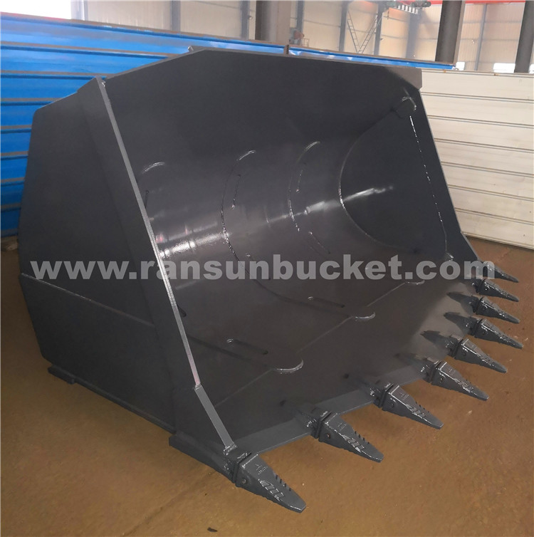 bucket for wheel loader