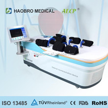 Haobro made phisiotherapy new cardiac equipment ecp treatment for heart blockage