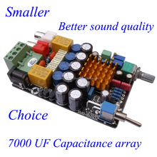 TA2021 Digital Amplifier with 2 RCA 12V 2ch 25W+25W Audio stereo Power Amplifier Board DC 11-14.5V with protect circuit function