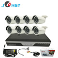 2017 Hot sell 4ch 8ch ahd camera and dvr cheap home security camera systems