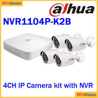 2015 Hot selling H.264 NVR kit of 1080P HD IP poe camera NVR kits for home security