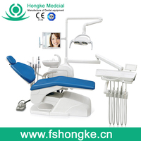 Foshan Hongke dental chair CE and ISO Approved Dental Unit