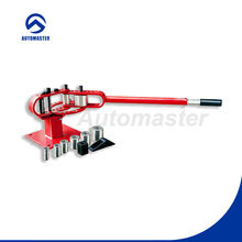 Manual Tube and Pipe Bender Beading Machine
