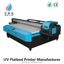 High Quality DX5/7 Small ECO Solvent UV Flatbed Printer