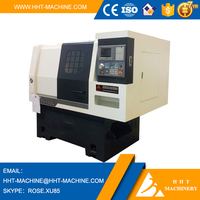 TCK32L Block Diagram CNC Lathe Machine for Metal Auto Parts