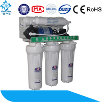 newly designed ro faucet water filter system with dust cover