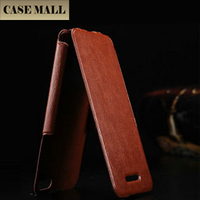Crazy horse leather+Aluminum Case For iphone 5, For iPhone 5s Phone Case Alibaba Top One Sale