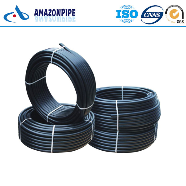 Roll polyethylene 50mm HDPE pipe for Irrigation
