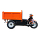 Three open door construction load electric hot sale 1 ton electric small load truck