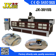 JIAXIN JX-3015S High quality surface grinding machine and cnc stone polishing machine for sale