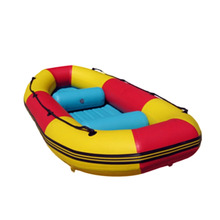 inflatable fast rescue raft boat / inflatable kayak for sale