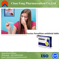 Factory Direct remove cold and cough medicine, VC Yinchiao Tablet