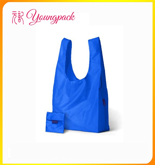 Promotion High Quality Reusable Foldable Shopping Bag