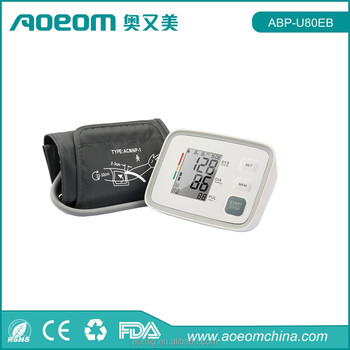 Blood Pressure Monitor Bluetooth