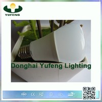 high quality & low price high power e27 led bulbs 7w