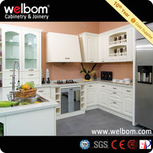 European Style Off White Kitchen Cabinet