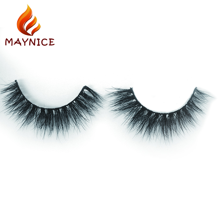New coming dramatic handmade own brand luxury 3d mink lashes