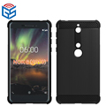 Shockproof Soft Gel TPU Cover For Nokia 6 2018 Phone Case