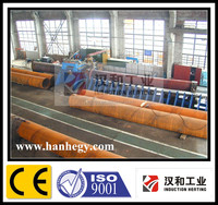 Bridge Making Pipe Bending Machine/Large Diameter Induction Pipe Bender